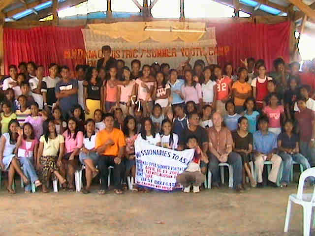 Mindanao Youth Camp