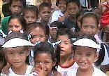 Kids in the Philippines