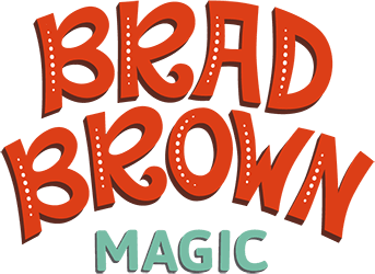 Brad Brown Magic logo